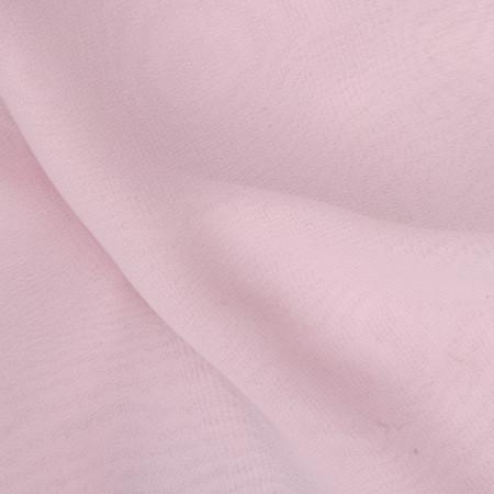 Chiffon Pink Fabric