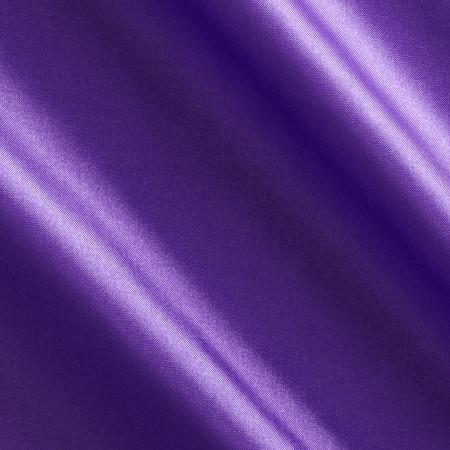 China Silk Polyester Lining Deep Purple Fabric