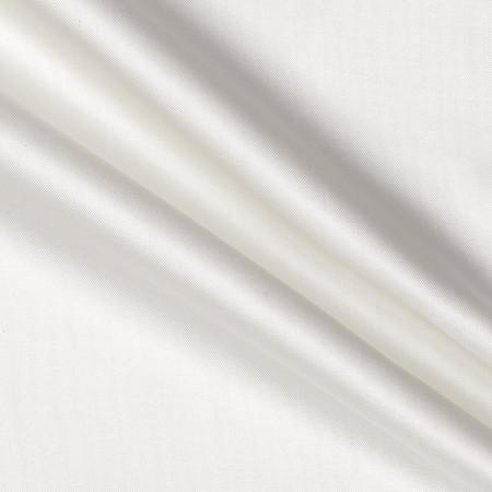 China Silk Polyester Lining Ivory Fabric