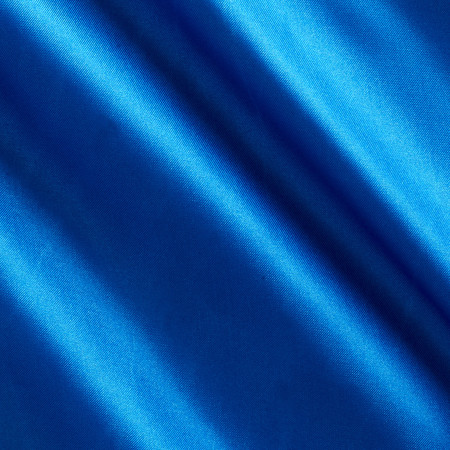 China Silk Polyester Lining Sapphire Fabric