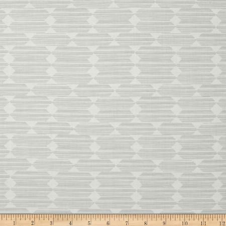 Cloud 9 Organic Lore Anecdote Gray Fabric By The Yard