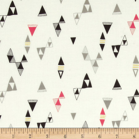 Cloud 9 Organic Revelry Voile Snap Fabric