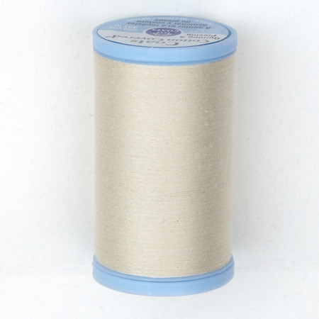 Coats & Clark Cotton Covered Quilting & Piecing Thread 500 Yds. Natural