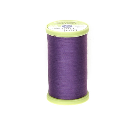 Coats & Clark Dual Duty Plus Hand Quilting Thread 325 Yds.Deep Violet