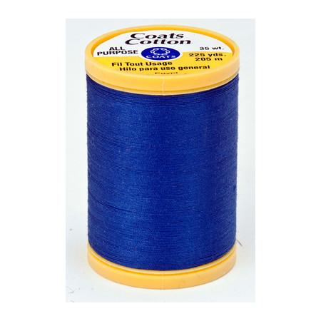 Coats & Clark General Purpose Cotton 225 yd. Yale Blue