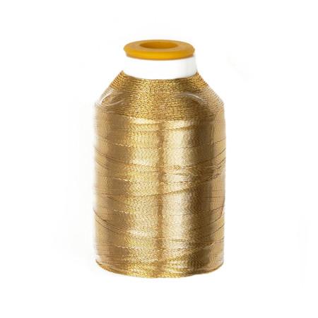 Coats & Clark Metallic Embroidery Thread 600 YD Gold