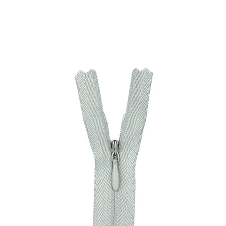 Coats & Clark Poly Invisible Zipper 20-22'' Dark Silver