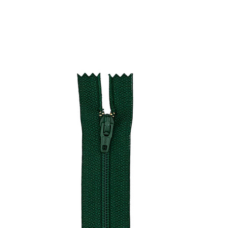 Coats & Clark Polyester All Purpose Zipper 12'' Forest Green