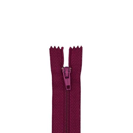 Coats & Clark Polyester All Purpose Zipper 9'' Fuchsia
