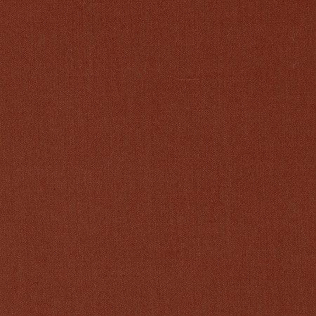 Cotton Blend Broadcloth Copper Fabric
