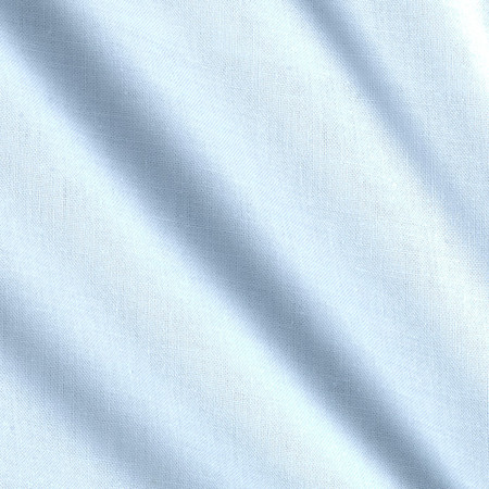 Cotton Broadcloth Light Blue Fabric By The Yard