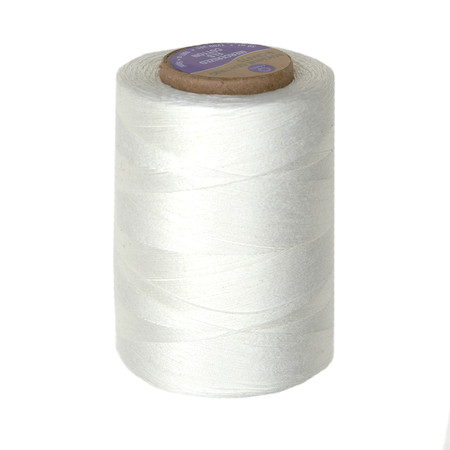 Cotton Machine Quilting Thread 1200 YD Winter White