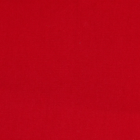 Cotton Twill Red Fabric By The Yard