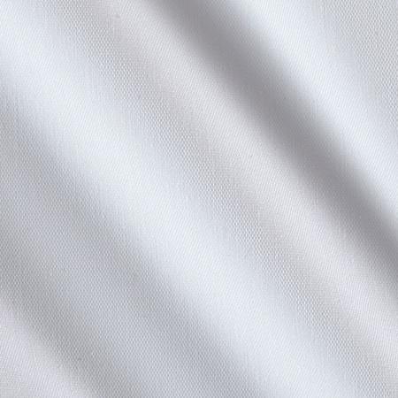 Cotton Twill White Fabric