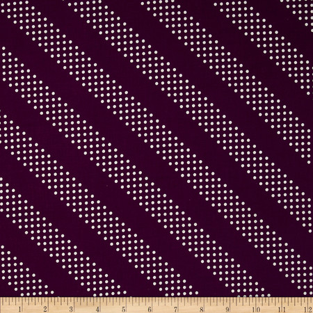 Cotton & Steel Dottie Grapes Fabric