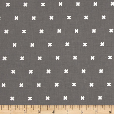 Cotton + Steel XOXO #2 Pencil Fabric By The Yard