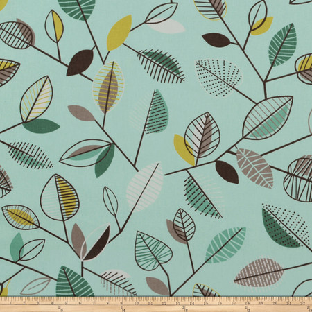 Covington Carson Surf Fabric By The Yard