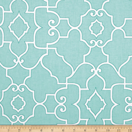 Covington Windsor Aquamarine Fabric