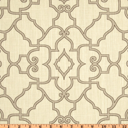Covington Windsor Latte Fabric By The Yard