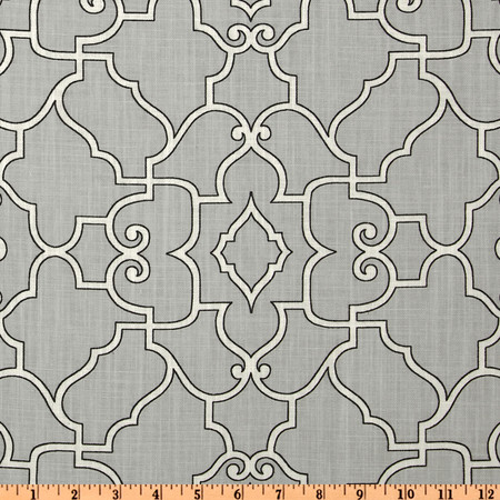 Covington Windsor Sterling Fabric By The Yard