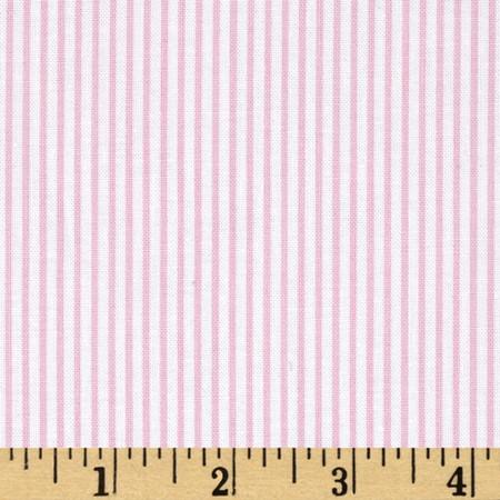 Dear Stella Pixie Dust Dress Stripe Blush Fabric By The Yard