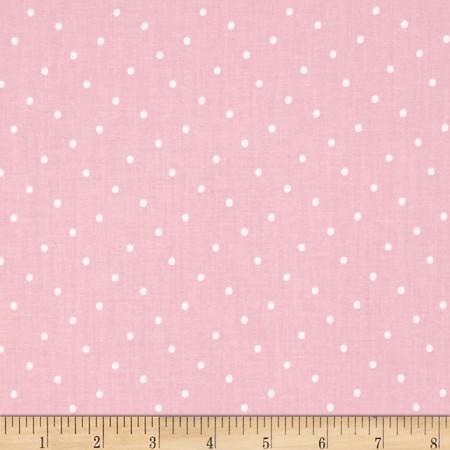 Dear Stella Polka Dot Cupid Fabric By The Yard