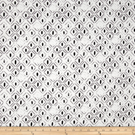 Dear Stella Shadowbox Stamp Diamond Fabric By The Yard