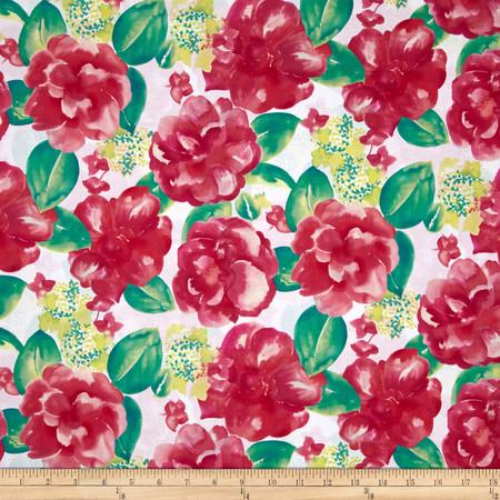 Dear Stella Summer Love Large Floral Multi Fabric
