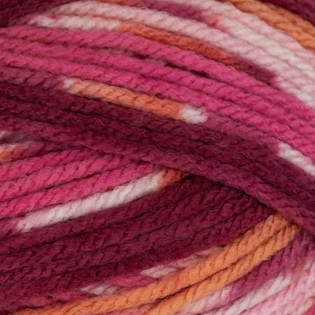 Deborah Norville Everyday Prints Yarn 04 Cotton Candy