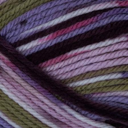 Deborah Norville Everyday Prints Yarn 22 Lilac Ridge