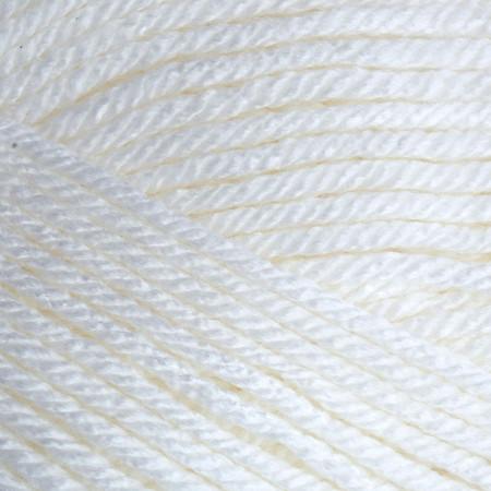 Deborah Norville Everyday Solid Yarn 01 Snow White