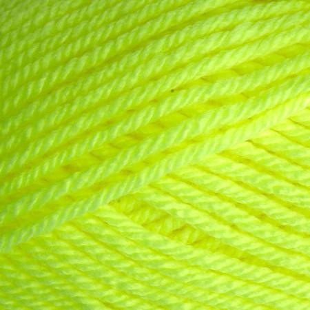 Deborah Norville Everyday Solid Yarn 37 Fluorescent Yellow