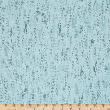 Diamonds In The Sky Diamond Dot Texture Dusty Teal Fabric By The Yard