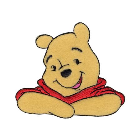 Disney Winnie The Pooh Iron On Applique Winnie The Pooh