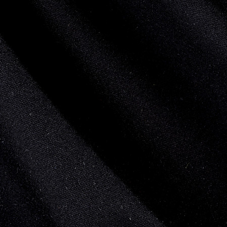 Double Knit Black Fabric By The Yard