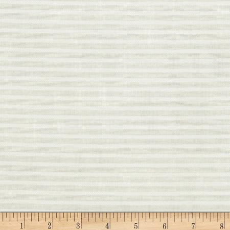Duralee 118'' Striped Sheer Sugar Fabric By The Yard