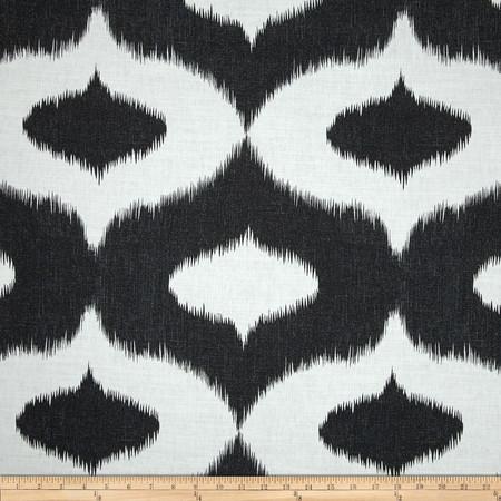 Duralee Dalesford Blend Jet Fabric