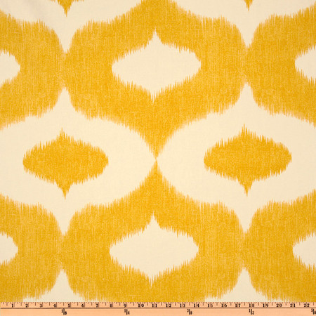 Duralee Home Dalesford Yellow Fabric