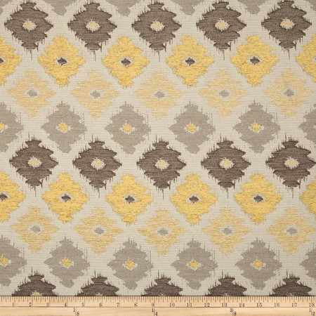 Duralee Home Deira Upholstery Jacquard Goldenrod Fabric By The Yard