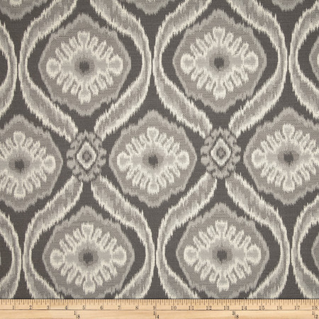 Duralee Home Mecca Upholstery Jacquard Grey Fabric