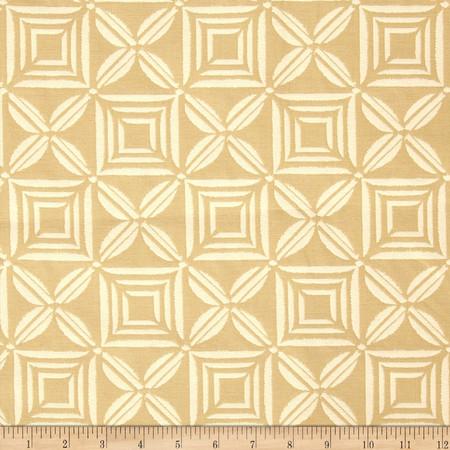 Duralee Vera Cruz Jacquard Wheat Fabric