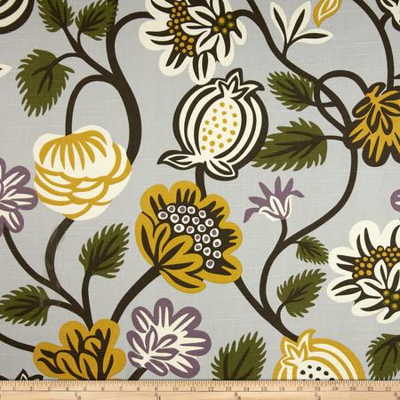 Dwell Studio Freja Amethyst Fabric