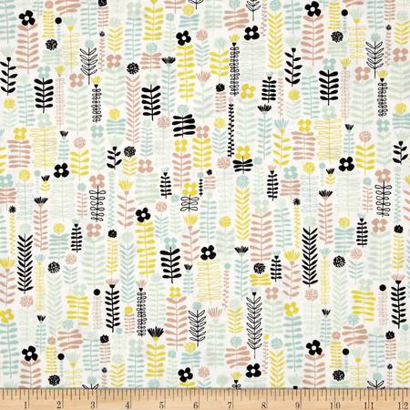 Erin McMorris Distrikt Greenway Spring Fabric