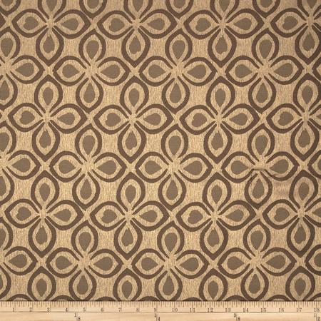 Eroica Aria Jacquard Bronze Fabric