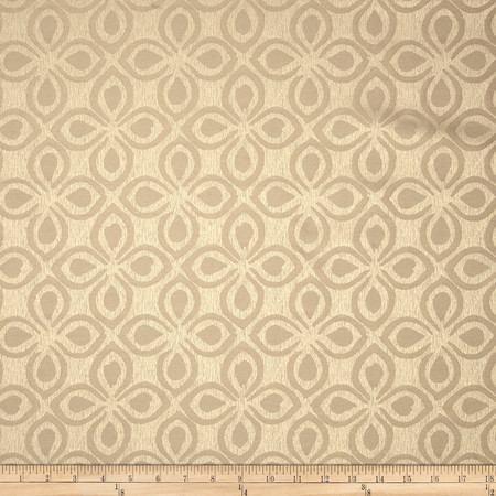 Eroica Aria Jacquard Taupe Fabric By The Yard