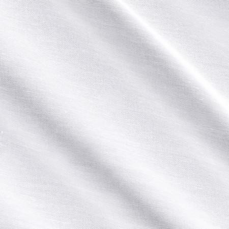Eroica Batiste Semi-Sheer White Fabric By The Yard