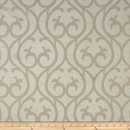 Eroica Cambridge Jacquard Sand Fabric By The Yard