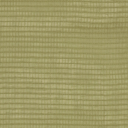 Eroica Check It Open Weave Sheer Sage Fabric