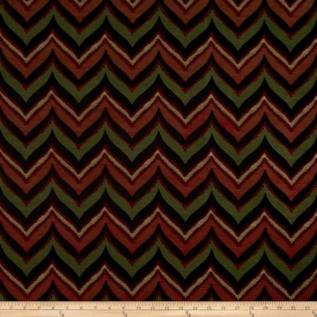 Eroica Karaman Jacquard Midnight Fabric By The Yard