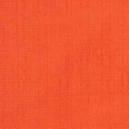 Eroica Metro Linen Tangerine Fabric By The Yard